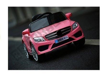 Auto na akumulator XMX815 Różowe