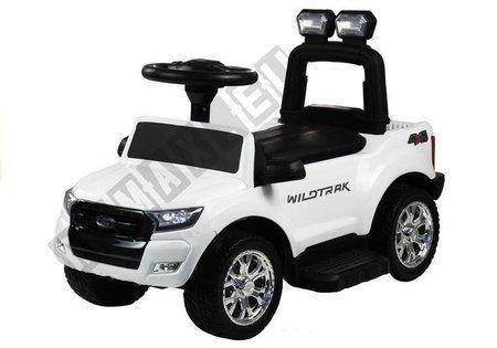 Jeździk Ford Ranger Wildtrak z Pchaczem Biały