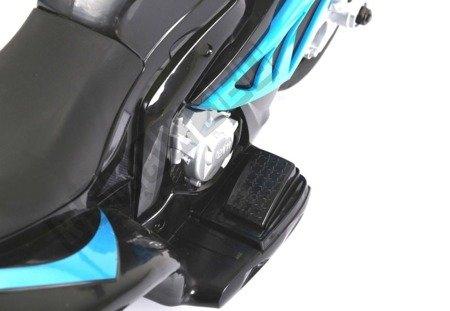 MINI MOTOREK NA AKUMULATOR BMW S1000RR NIEBIESKI