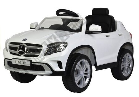 Mercedes Benz GLA 45 AMG Biały