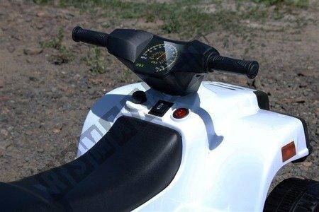 Mini Quad BJC912 na akumulator biały !