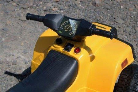 Mini Quad BJC912 na akumulator żółty !