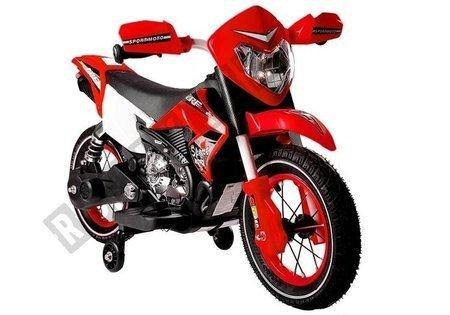 Motor Na Akumulator FB-6186 Czerwony