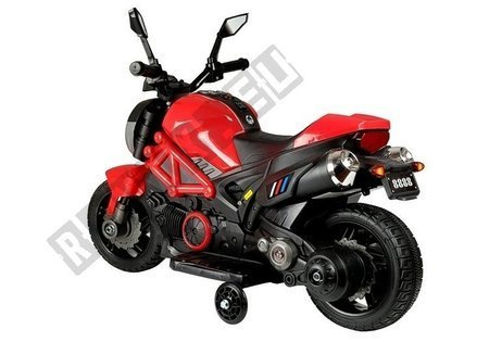 Motor na Akumulator GTM1188 Czerwony