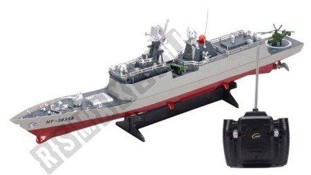 Okręt wojenny fregata rakietowa klasy Jiangkai II