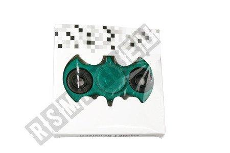 Oryginalny super FIDGET SPINNER BATMAN zielony