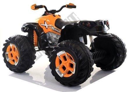 Quad  Na Akumulator FB-6677 Pomarańczowy