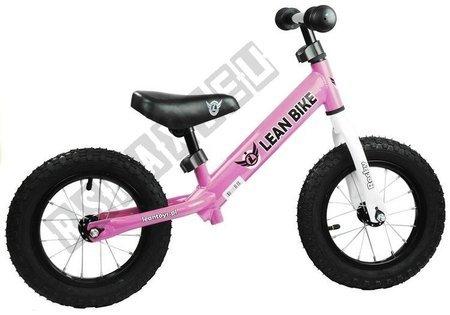 Rower Biegowy ROCKY Rower Do Odpychania Różowy