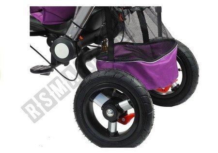 Rower Trójkołowy PRO700 Fioletowy