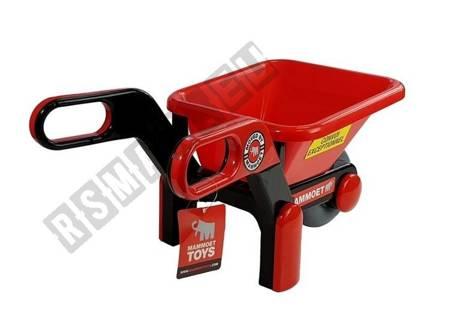 Taczka Mammoet Polesie Czerwona 68538