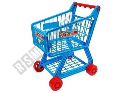 Wózek Marketowy 34 Elementy Dziecięcy na Zakupy