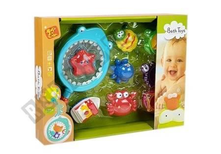 Zabawki do kąpieli Siatka do łowienia Podbierak