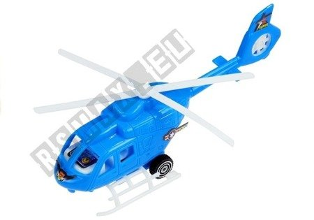 Zestaw Lotnisko Samolot 49 cm Helikopter 30 Elemen
